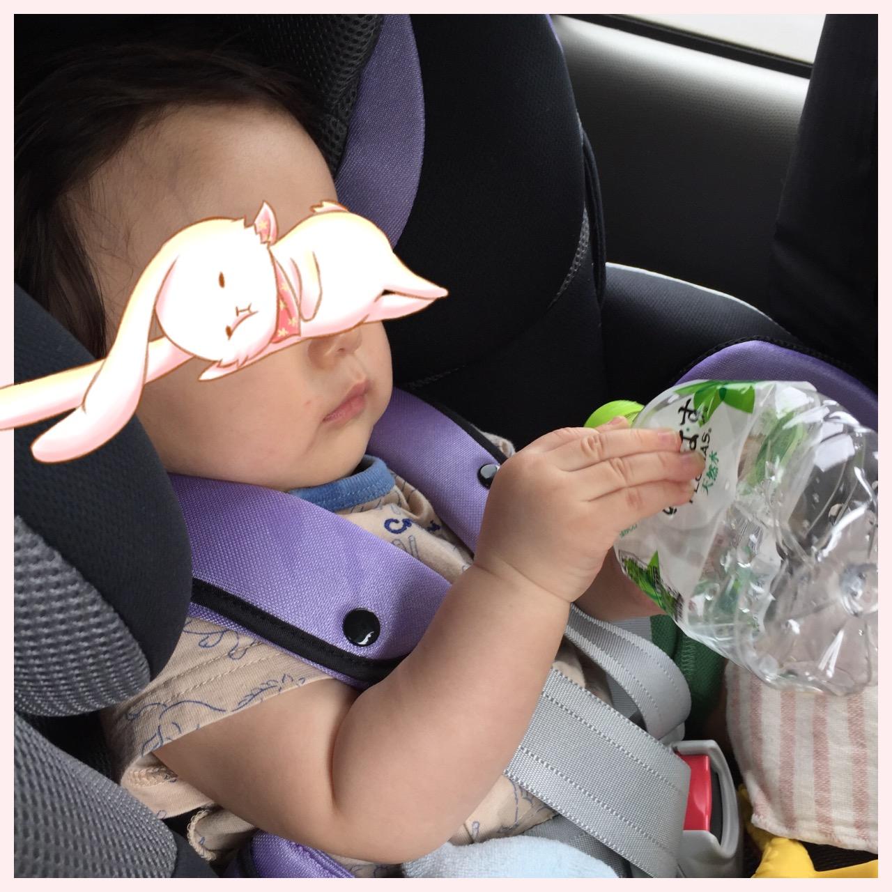 赤ちゃん ドライブ チャイルドシート ぐずり対策
