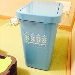 おむつゴミ箱をお手頃に臭わないようにする方法!【産後1ヶ月〜】