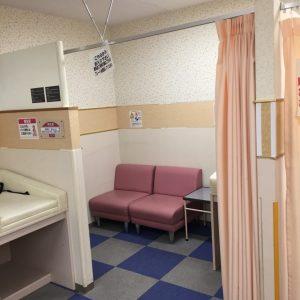 新座 イオン 赤ちゃん 休憩室 授乳室 オムツ替え台