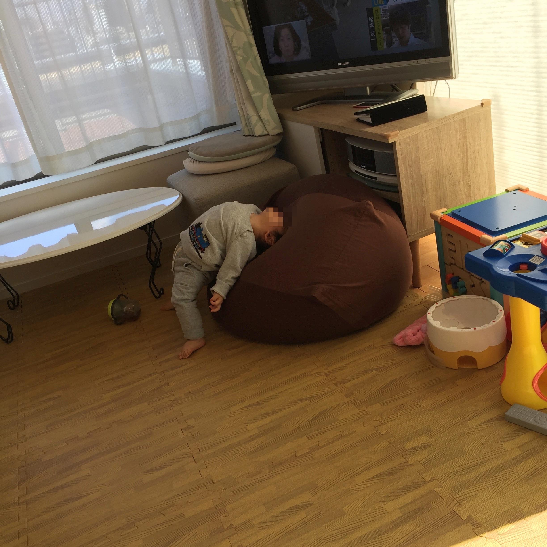 10ヶ月 赤ちゃん お昼寝 2回