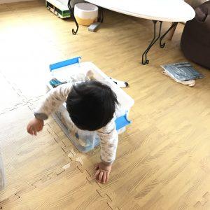 1歳 ベッドから落ちた たんこぶ