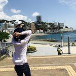 【リゾナーレ熱海旅行記③】ついに熱海海浜公園で海デビュー!&ラスカ熱海で子連れランチ。