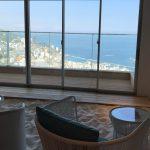【リゾナーレ熱海旅行記④】最上階ソラノビーチは、本当に海が目の前の砂浜カフェだった!