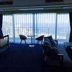 【リゾナーレ熱海旅行記⑤】ままらくだキッズウェルカム スーペリア禁煙70m2のお部屋レビュー&キッズルーム。