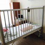 熱性痙攣で救急搬送④埼玉病院小児病棟へ入院。個室や食事など。