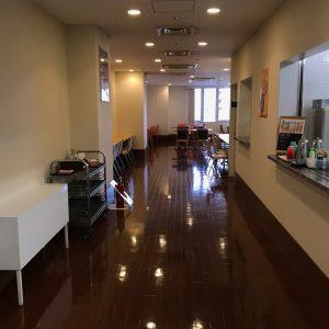 埼玉病院 食堂