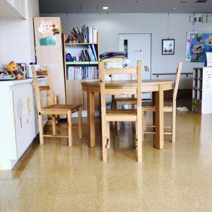 埼玉病院 小児病棟 個室 プレイルーム