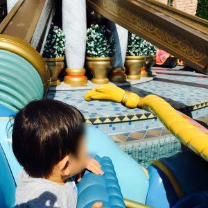 子連れ 1歳 2歳 ディズニーシー 回り方